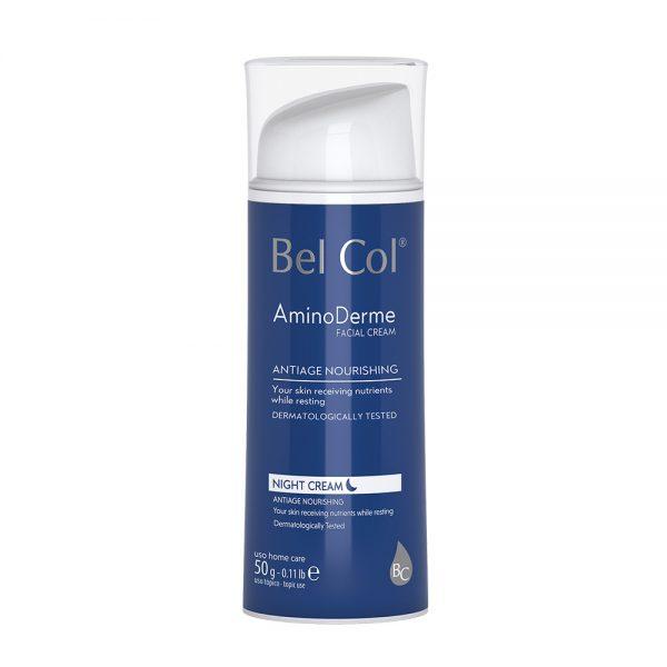 Aminoderme Night Cream with amino acids