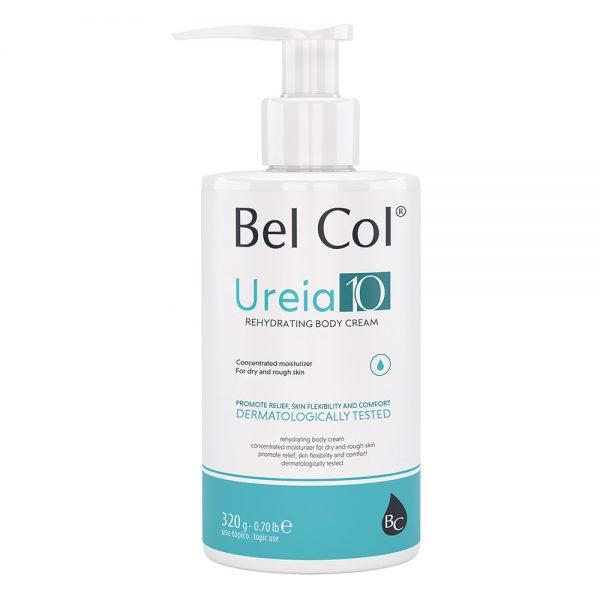 Ureia 10 Moisturizing Body Cream with 10% Urea