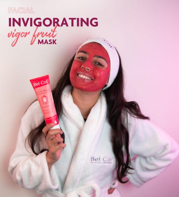 Vigor Fruit Mask